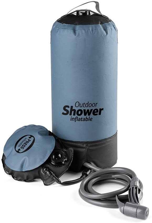 INLUM Portable Camping Shower,Outdoor Portable Shower