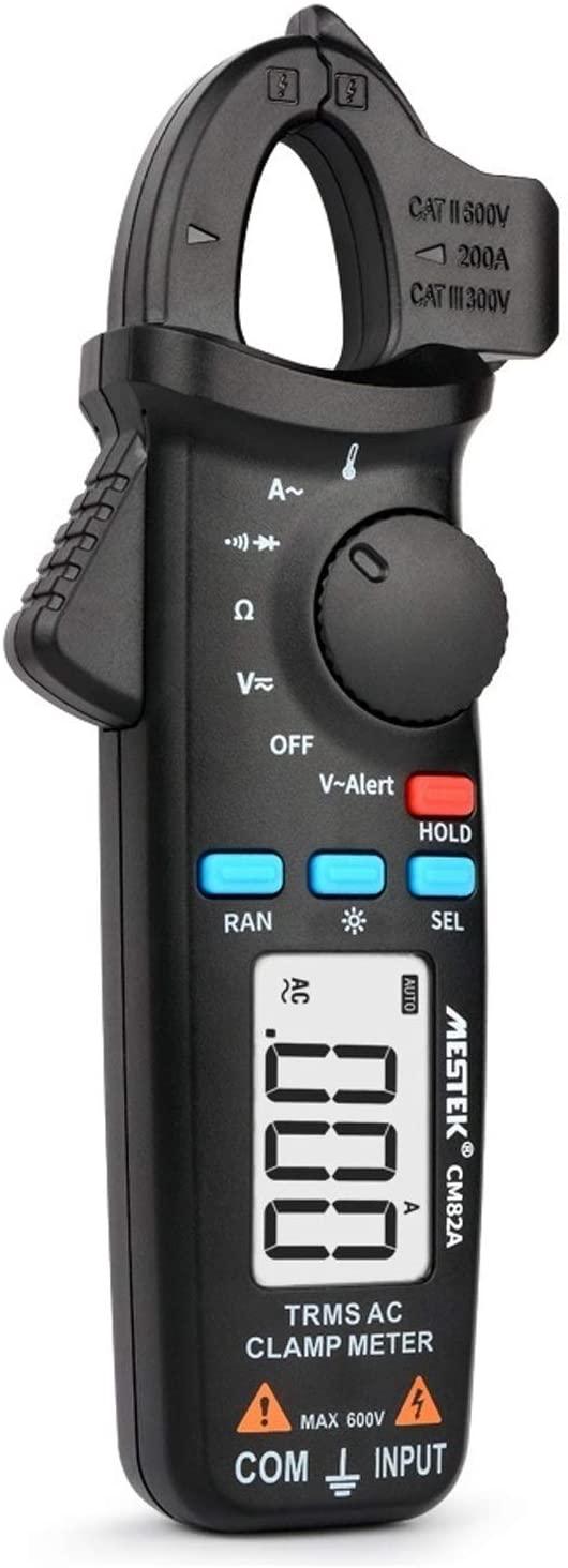 LL-LL CM82A Auto Clamp Meter Pince Multimetre AC/DCpinza Amperimetrica Digital Digital Clamp Meter