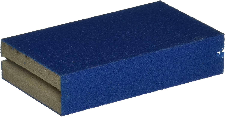 Norton 82074 5X 220 Grit Small Area Sanding Sponge