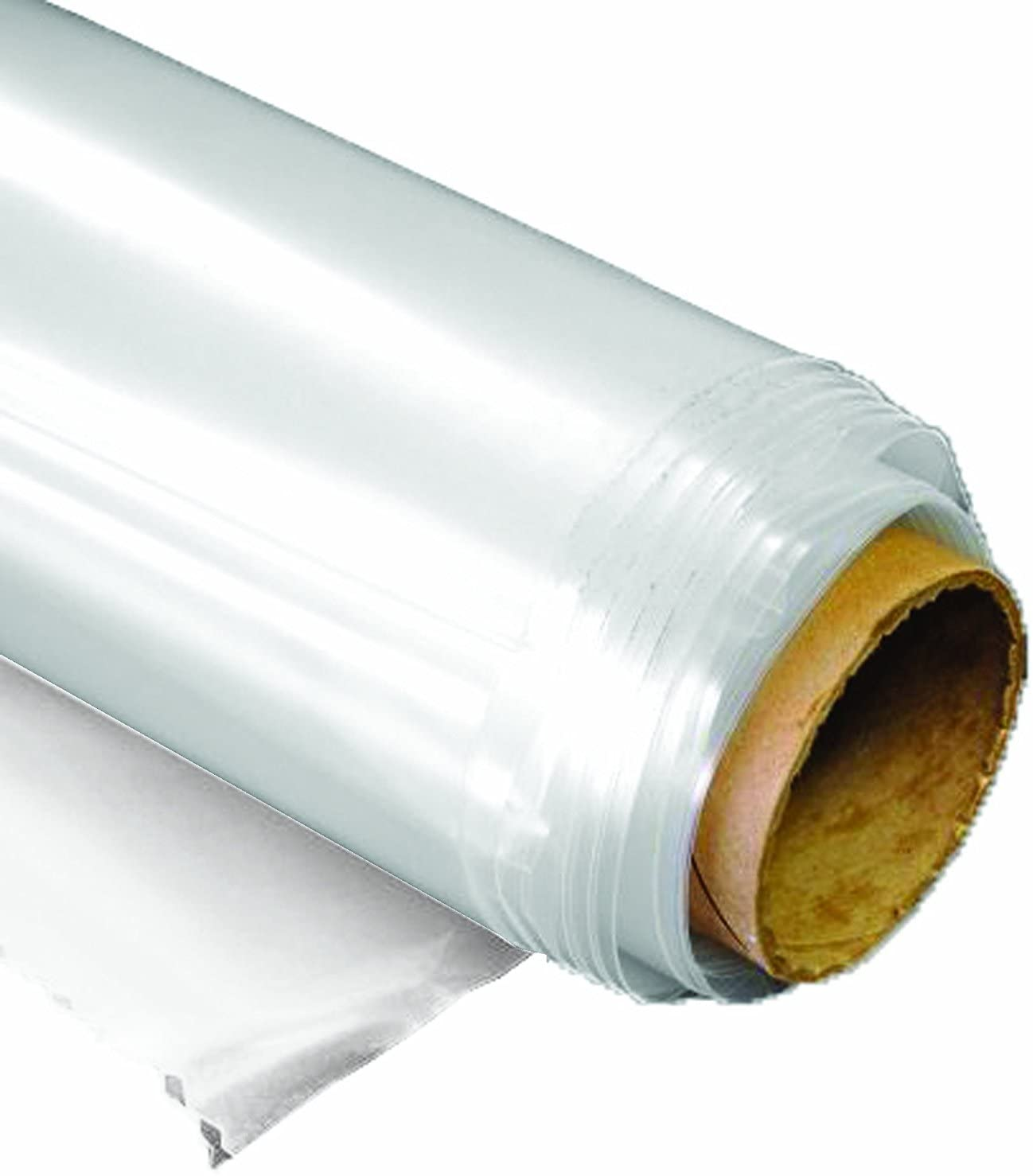 SUNVIEW Greenhouse Clear Plastic Film Polyethylene Covering UV Treated 12ft. X 25ft.