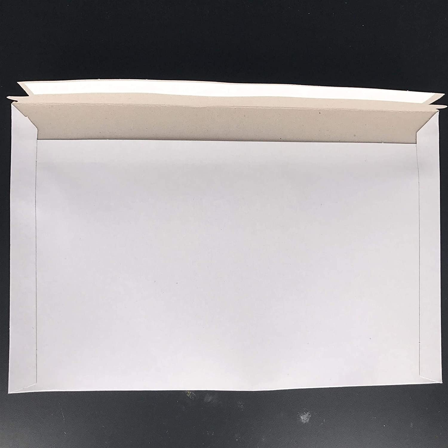 Blank Express Small Envelope Universal White Wordless Courier Envelope File Bag Letter Bag Courier Bag
