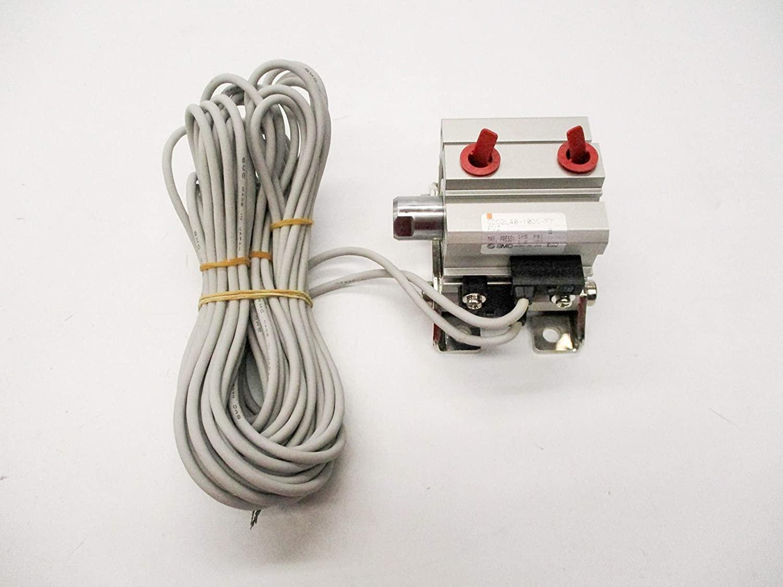 SMC CDQ2L40-10DC-F7PVZ NSNP