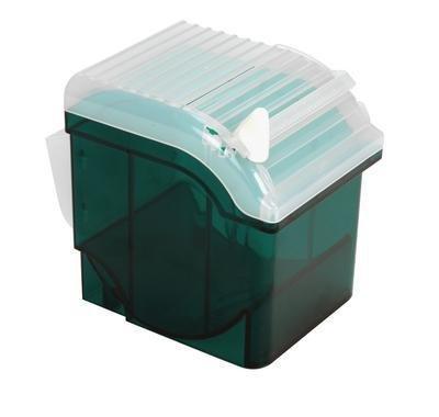 Heathrow Scientific HS234525C Green ABS Dispenser for Parafilm Sealing Film
