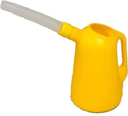 Zeeline 753 2 qt Polyethylene Measure with Flexible Spout