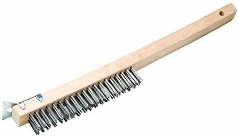 Mercer Industries 191150 Scratch Brush, 13-1/2