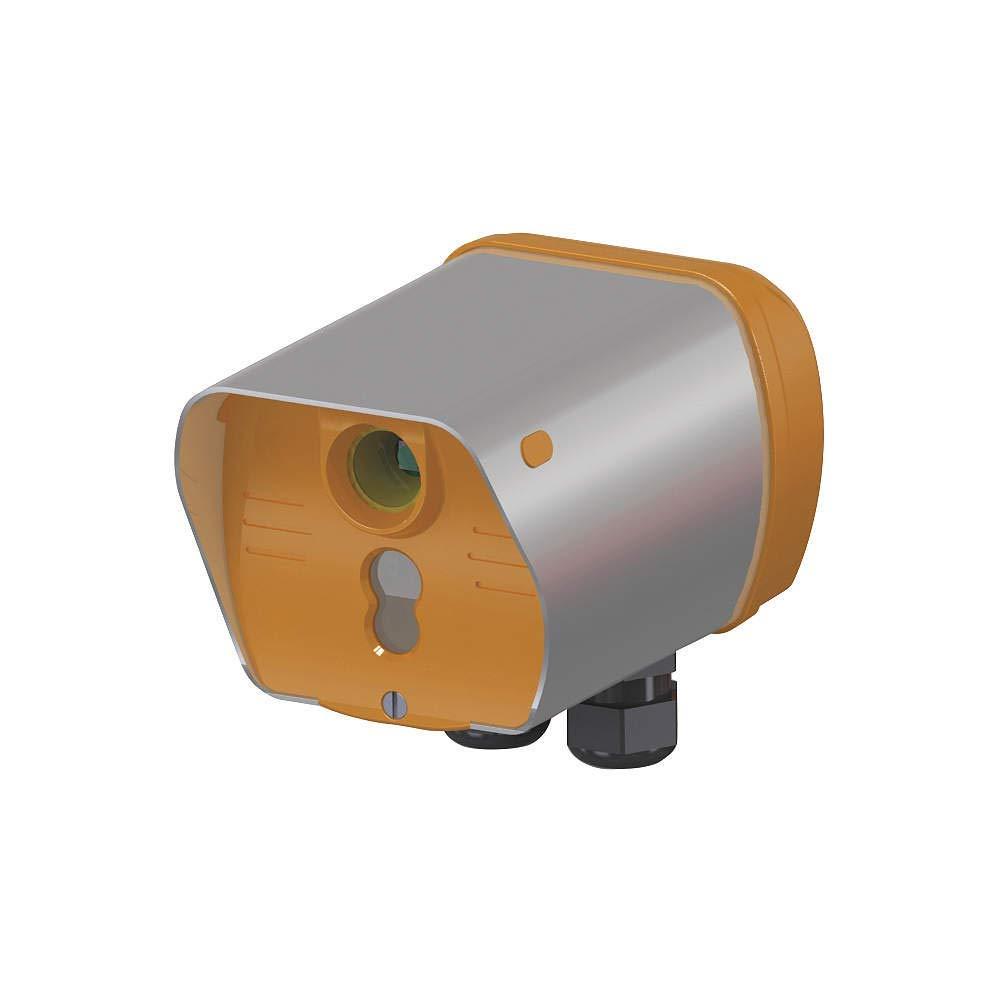 Infrared Camera, 50 mK, 8.0 to 14.0um