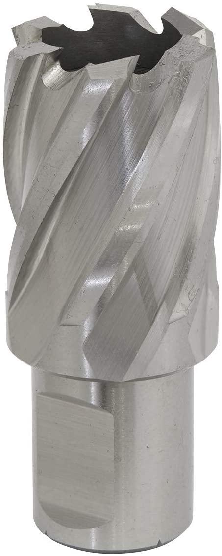 Sealey RBHSS28S Ø28mm Rotabor Cutter HSS - Cut Depth 25mm