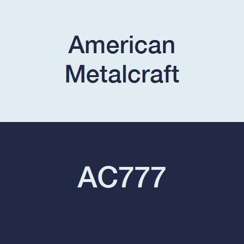 American Metalcraft AC777 Riser, Acrylic, Glacier, Square, 7