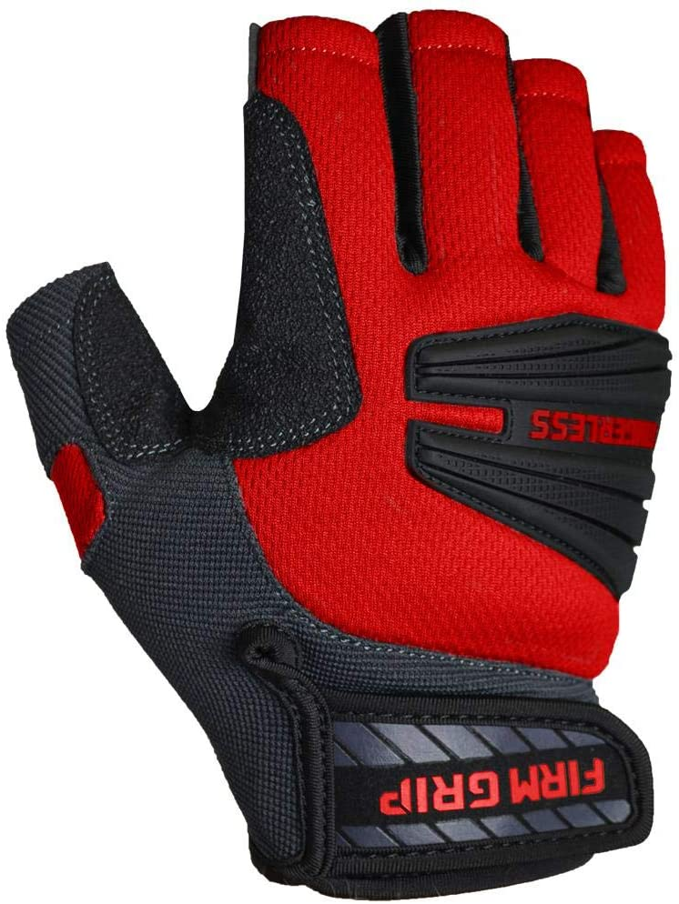 Large Pro Fingerless Glove
