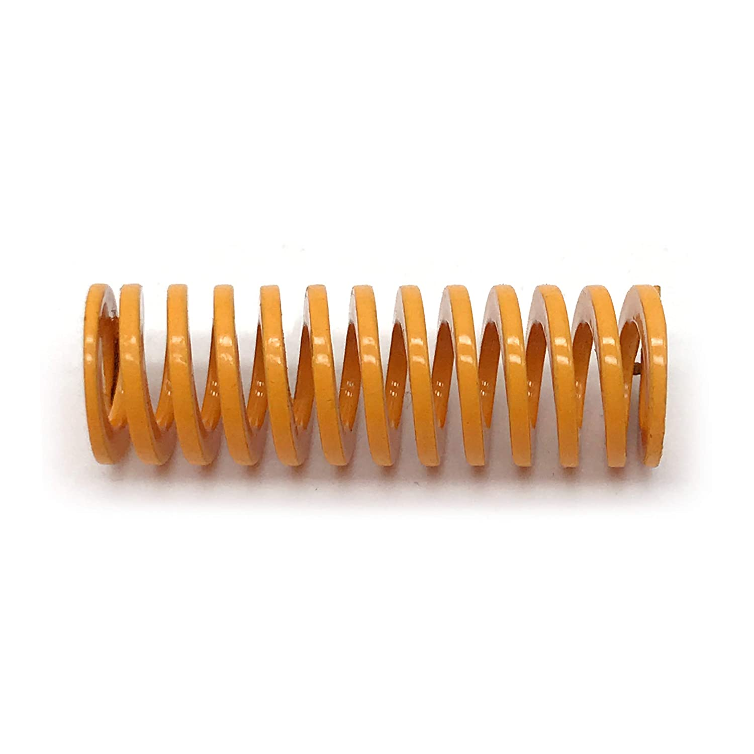 12Pcs 3D Printer die Compression Spring for Heated Bed Platform Compatible with LightLoad for Creality CR-10 10S S4 S5 Series