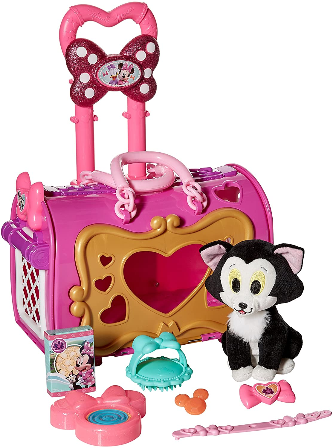 Minnie Mouse Minnie's Happy Helpers Pet Carrier - Figaro