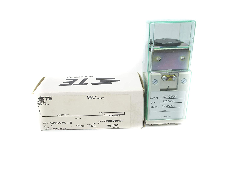TYCO Electronics EGPD004 125VDC NSMP