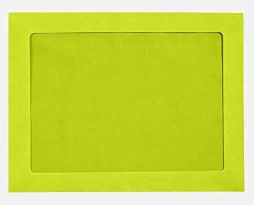 9 x 12 Full Face Window Envelopes (Pack of 2000)