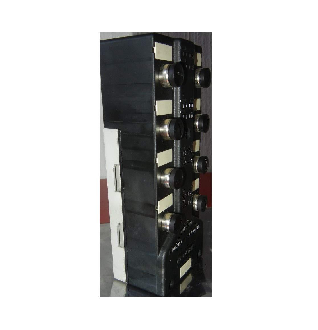 ALLEN BRADLEY 1792D-12BVT4D Discontinued by Manufacturer, 12 Sink/Source Input, 8 Connector, Connector Level Diagnostics, Digital, 4 SOURCING 0.5 AMP Output, I/O Block