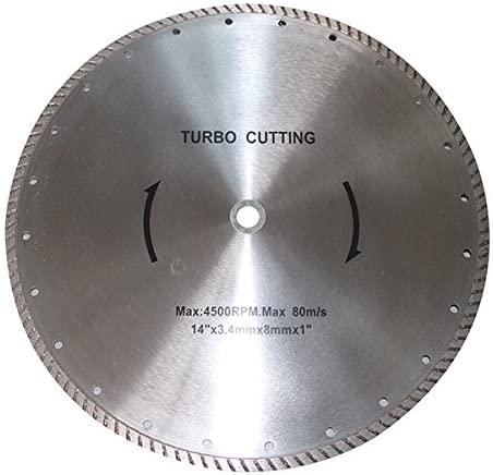 ATE Pro. USA 33070 Turbo Diamond Blade, 14