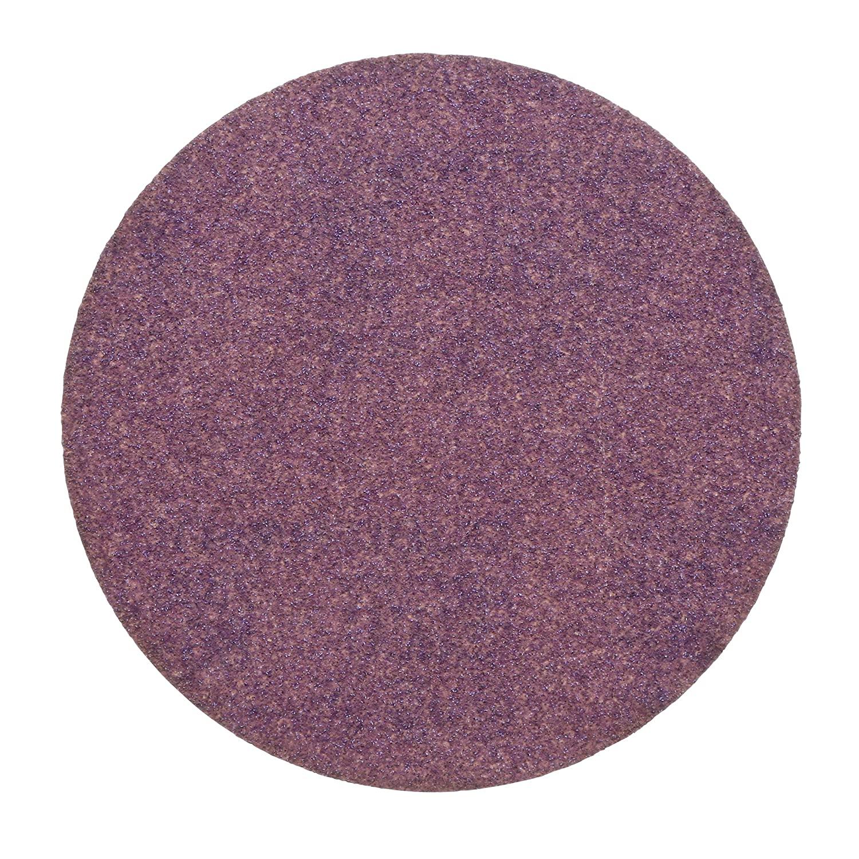 3M Cubitron II Stikit Paper Disc Roll 732U, 6 in x NH 6 Holes 180+ C-Weight, D/F, Die 600HZ