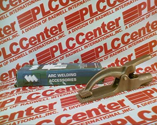 WELDMARK WEM-500 CLAMP Ground Flat JAW 500AMP Copper