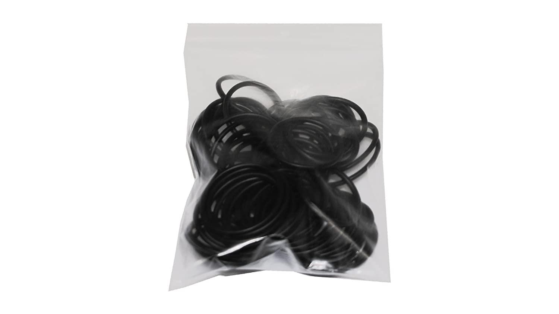 Sterling Seal ORVT130x100 Viton Number-130 Standard O-Ring, Fluoropolymer Elastomer, 70 Durometer Hardness, 1-5/8