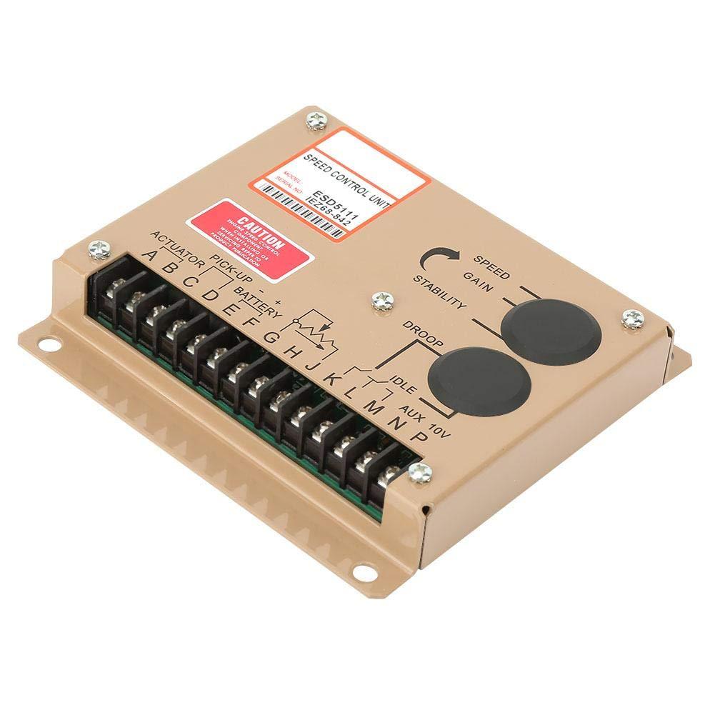 ESD5111 Generator electronic engine speed controller for motor speed control adjustable speed regulator board
