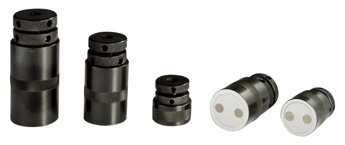 Palmgren 9638966 Magnetic Adjustable Jack Screw, 1.378
