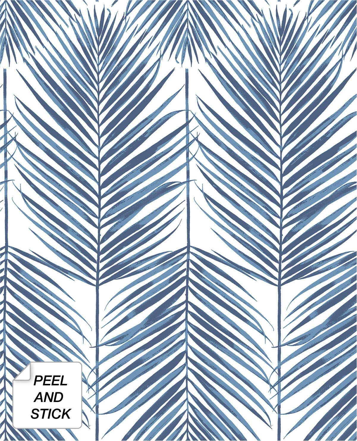 NextWall Paradise Palm Peel and Stick Wallpaper