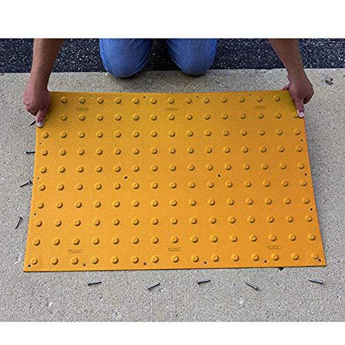 Bon Tool 34-188 Ada Pad Wet-Set2' X 5' Yellow