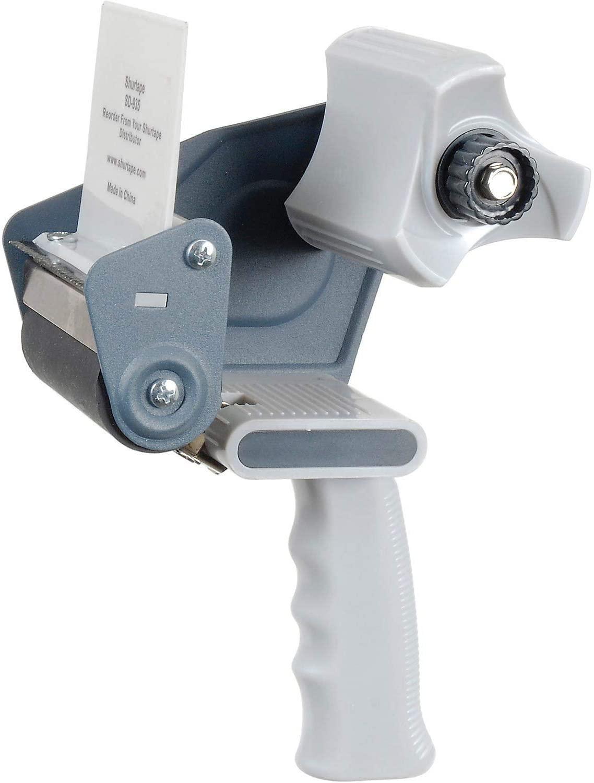 Shurtape SD 935 Professional Pistol Grip Dispenser, 3W, Gray