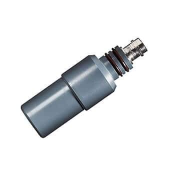Cole-Parmer HF Resistant Submersible pH Electrode, CPVC, 1 k Ohms RTD