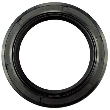 WSI 50x90x12mm R23/TC Double Lip Nitrile Rotary Shaft Oil Seal with Garter Spring, Great Wear Resistance And Sealing Effect for General Machinery, Transport, Motorcycles, Agriculture