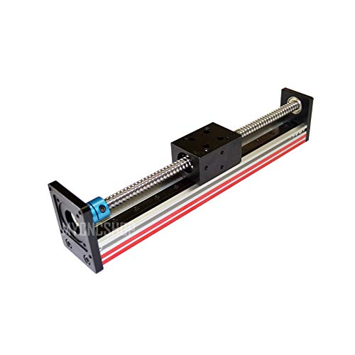 1000mm Miniature Linear Module with SFU1204 + MGN12 Rail Suitable for Z-axis/Camera/Medical Robot/Teaching Robot DIY CNC Part