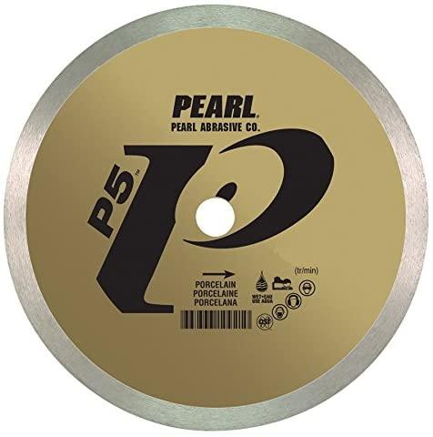 Pearl Abrasive P5 DTL10HP 10 x .060 x 5/8 Wet Porcelain Blade, 9mm Rim