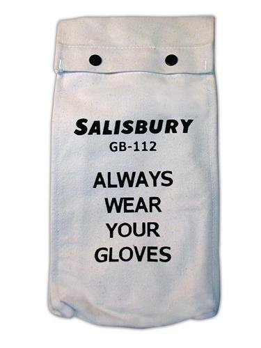 Salisbury Gloves GB112 Salisbury by Honeywell 26 oz. Canvas Glove Bag,Beige