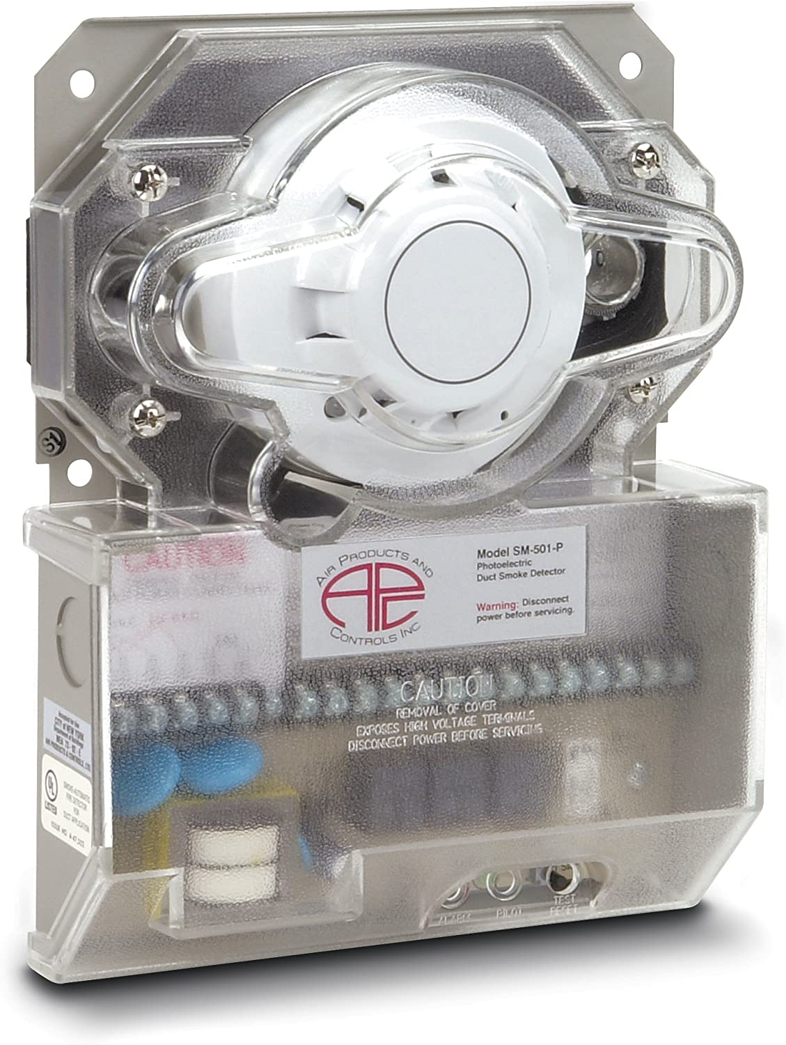 Air Products and Controls Inc. SM-501-P SM-501 Series Duct Smoke Detectors