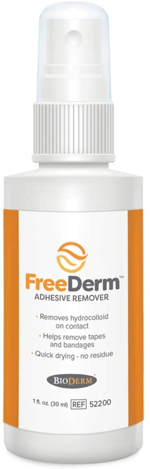 FreeDerm Adhesive Remover 1oz