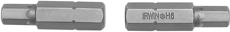 IRWIN 92515 Insert Bit 6mm 1-1/4