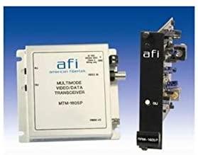 AMERICAN FIBERTEK MRM1605P A/F FIBER RECEIVER FOR PNS CAMERA