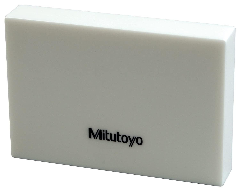 Mitutoyo Ceramic Rectangular Gage Block, ASME Grade 00, 250 mm Length