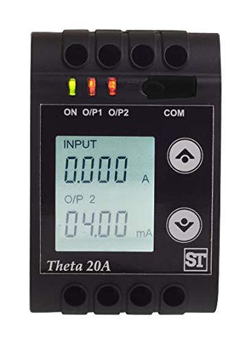 SIFAM TINSLEY - TT20-V8EH2DRZ00000 - TRANSDUCER, 2-CH, Curr/Volt, 60-300V