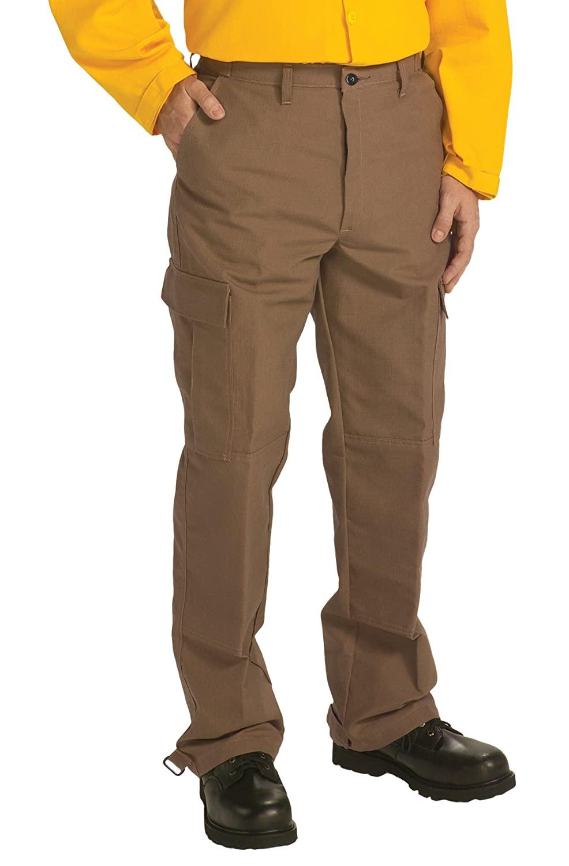 TOPPS SAFETY PA15-6052-38-30 Advance Widland Pants, 7.0 oz, 38