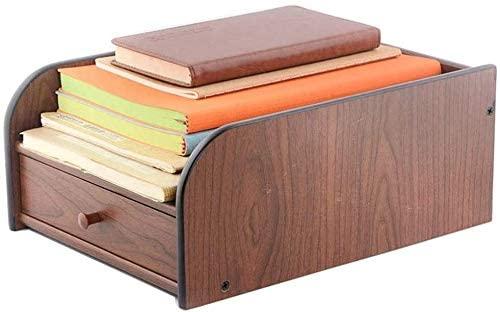 Organizer Desk File Organiser Drawer Creative File Rack Multi-Layer File Archive Data Storage Rack Office Supplies Document Cabinet Rack Desktop Organizer (Size : One Floor)