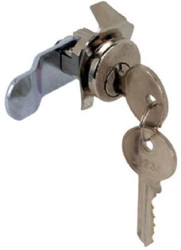 NATIONAL SPECTRUM BRANDS HHI S 4129C 5 Pin Tumbler Mail Box Lock