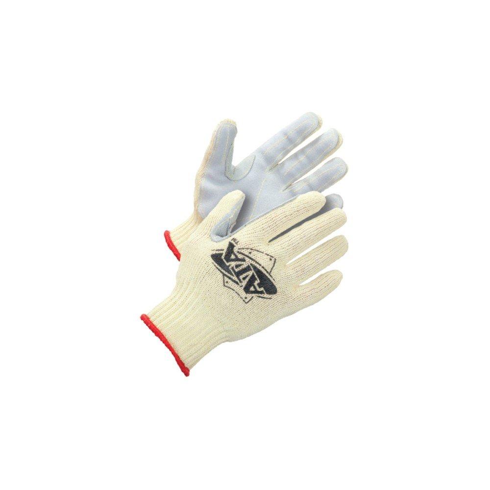 Worldwide Protective MATA30BH-L ATA Boar Hog General Purpose Knit Glove, Large, Gray (Pack of 12)