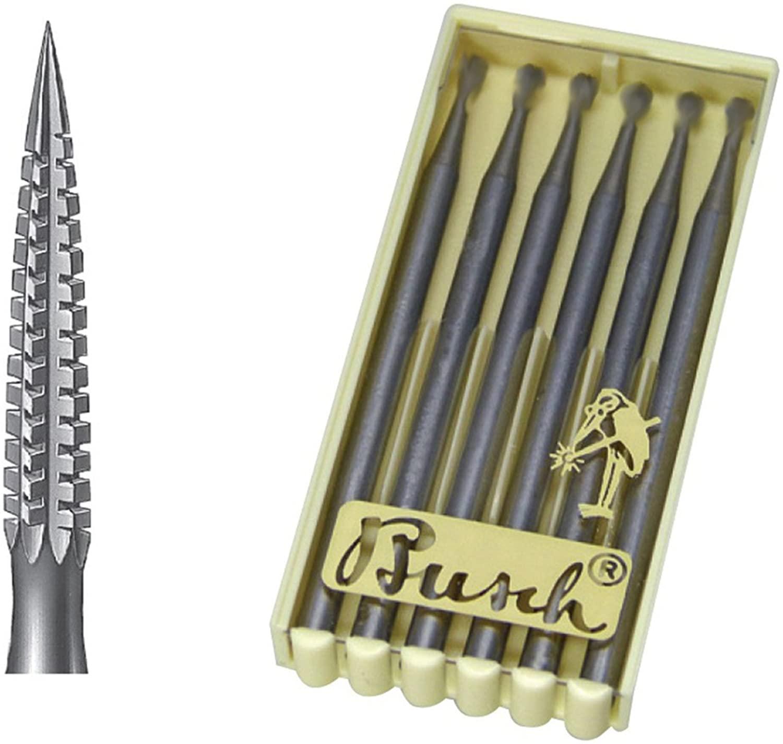 Pfingst & Co. Busch Krause Burs 1.2mm 6pack