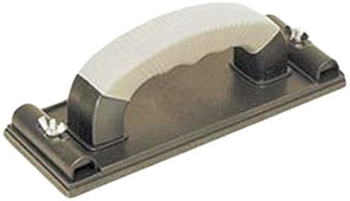 Kraft Tool HC341 Hi-Craft Hard Plastic Hand Sander with Textured Handle