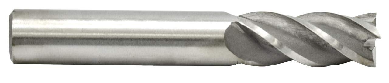 Multi Flute High Speed End Mill 1-3/8 Diameter 1 Shank Dia.