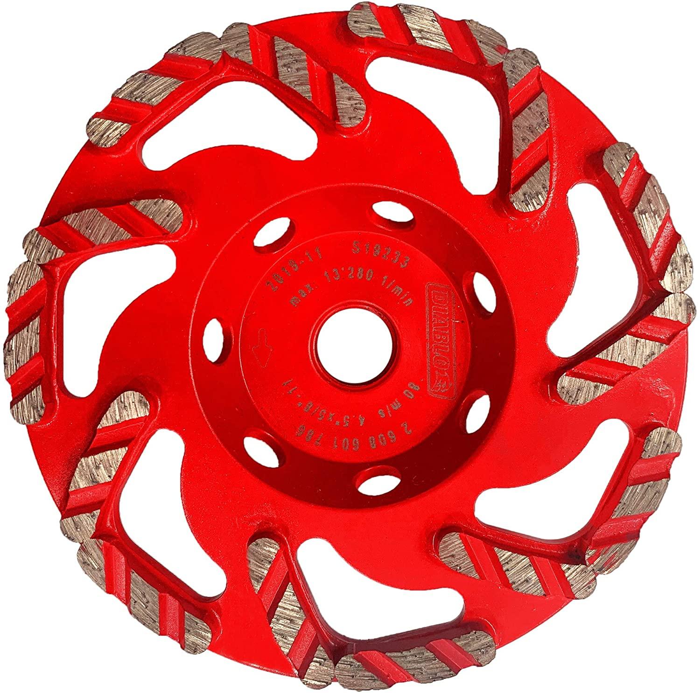 Diablo DMACW0400 4 in. Diamond Cup Wheel for Masonry