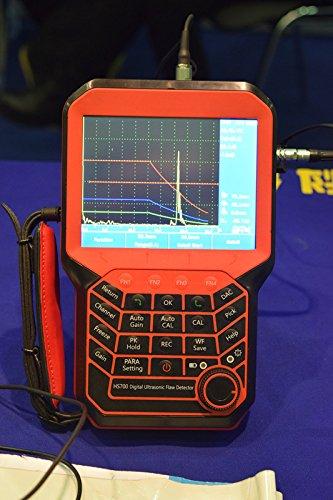 ZHONGKE HS720 Advanced Portable A Scan Ultrasonic Flaw Detector