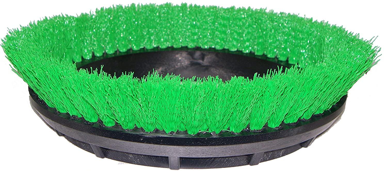 BISSELL BigGreen Commercial 237.057BG Scrub Brush, 0.015