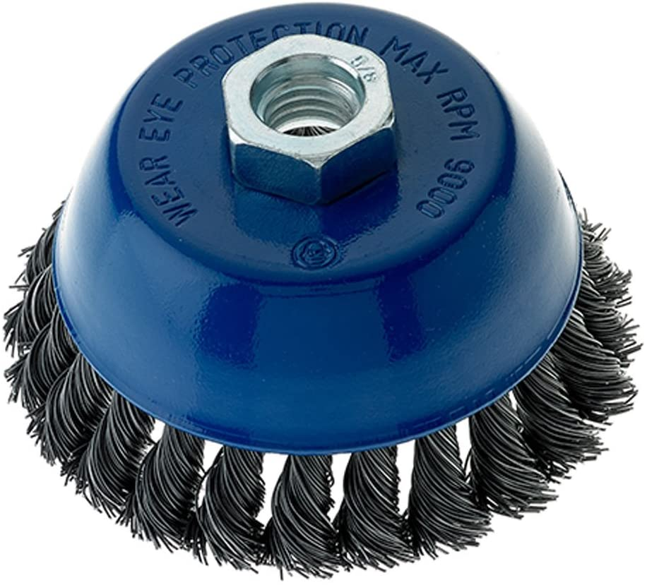 Mercer Industries 189030 Knot Cup Brush, 4