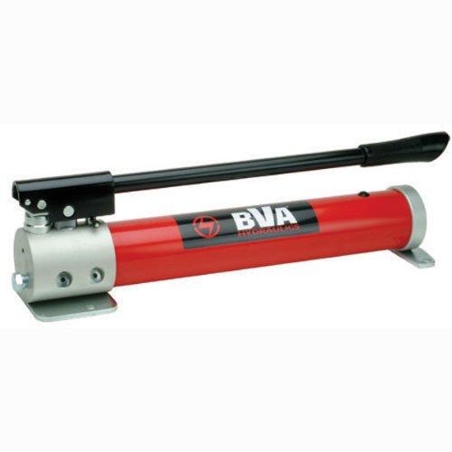BVA Hydraulics P1000 Two Speed Aluminum Hand Pump 61 Cubic Inches Reservoir